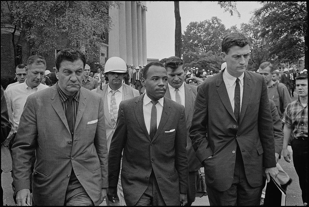 Freedom Fighter Spotlight: James Meredith