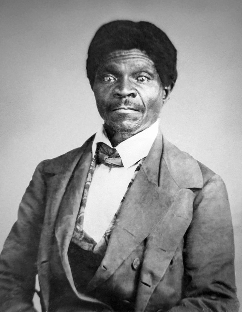 Freedom Fighters Spotlight: Dred Scott