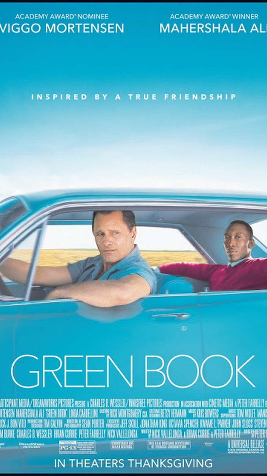 """Green Book"" Can Spark Great Conversations with Kids"